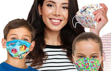 Promoción mascarillas reutilizables