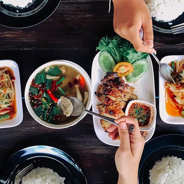Comida thailandesa