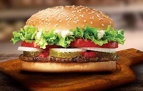 Whopper del Burger King