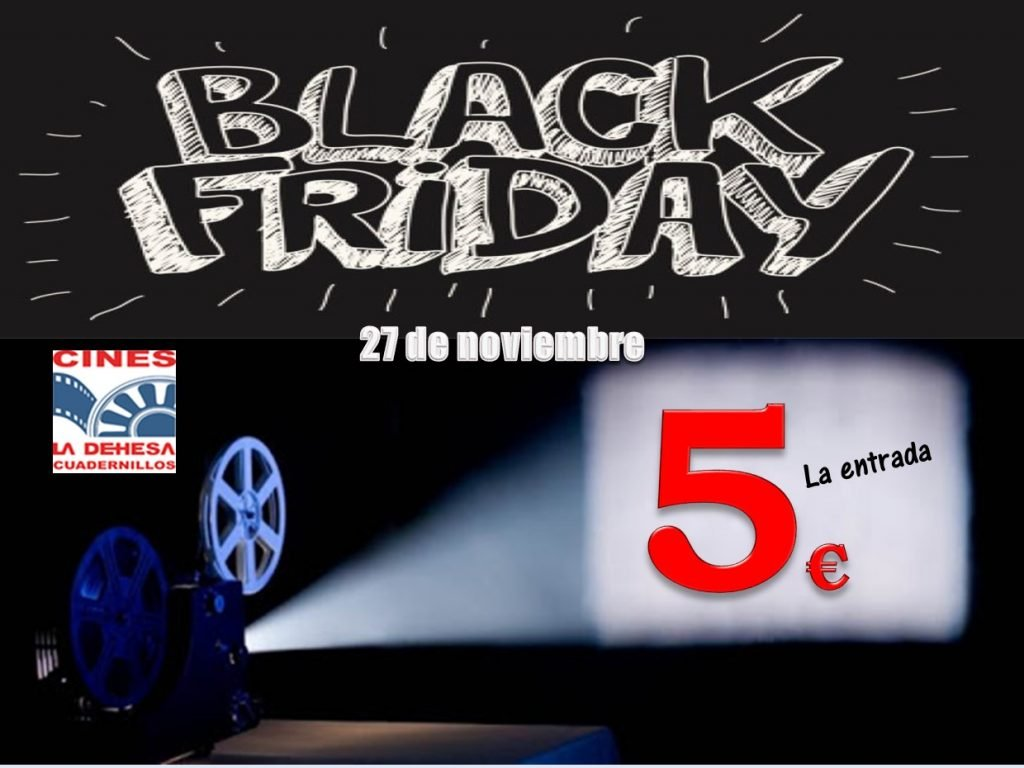 Black Friday Cine Quadernillos