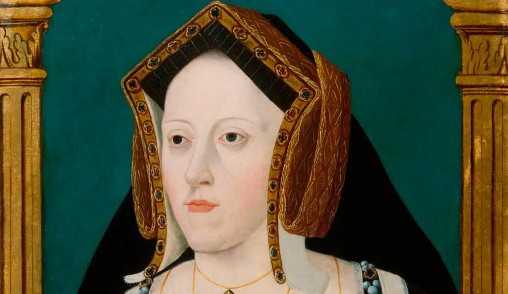 Catalina de Aragón nacida en Alcalá de Henares