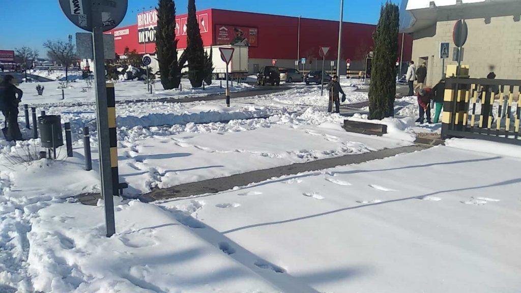 quadernillos nieve