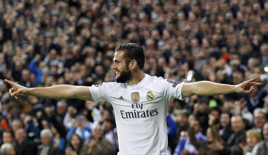 Nacho jugador del real Madrid