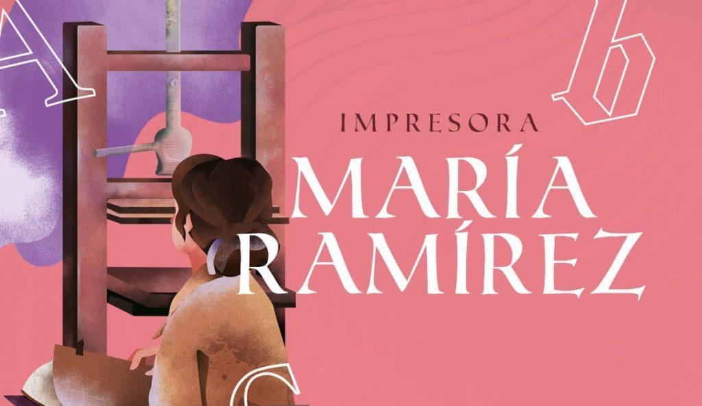 Impresora María Ramírez