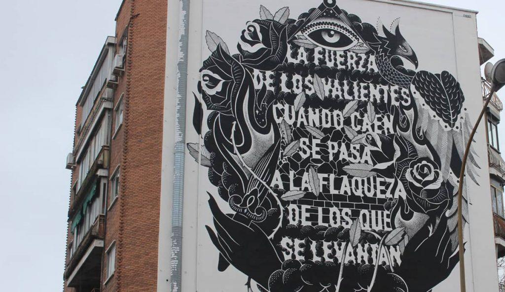 Murales de Alcalá de Henares