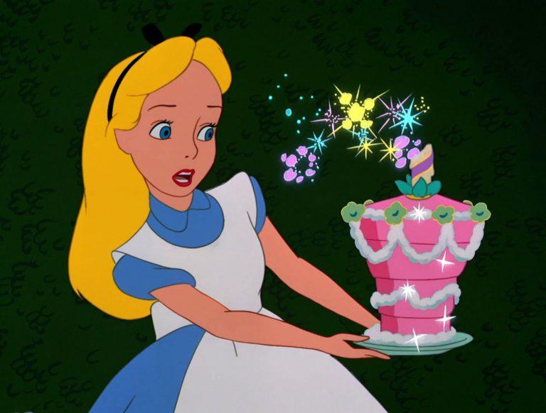 comidas de película tarta Alicia