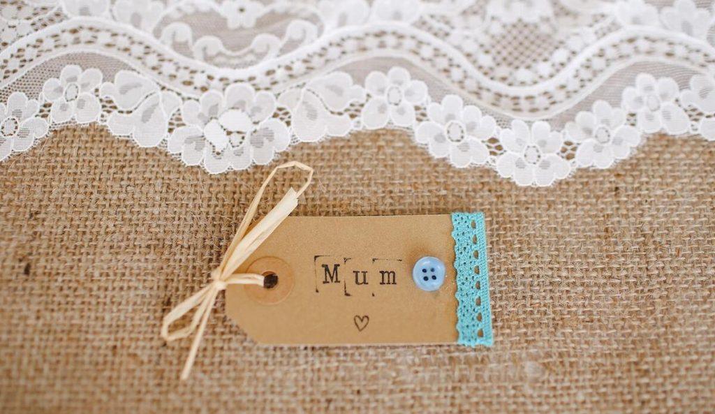 Tarjeta regalo Día de la Madre
