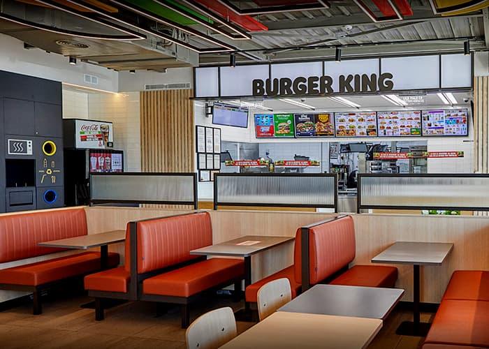 restaurante Burger King Alcalá de Henares