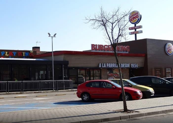 Burger King Alcalá de Henares