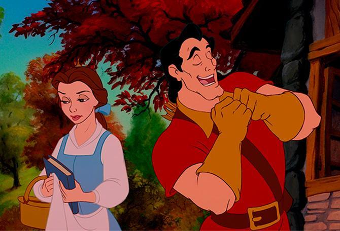 Villano Disney la Bella y la bestia