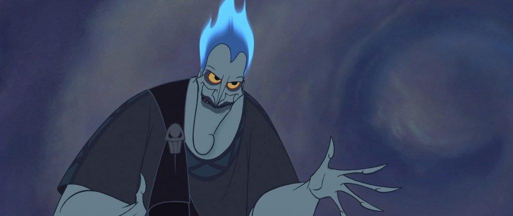Villanos de Disney Hades
