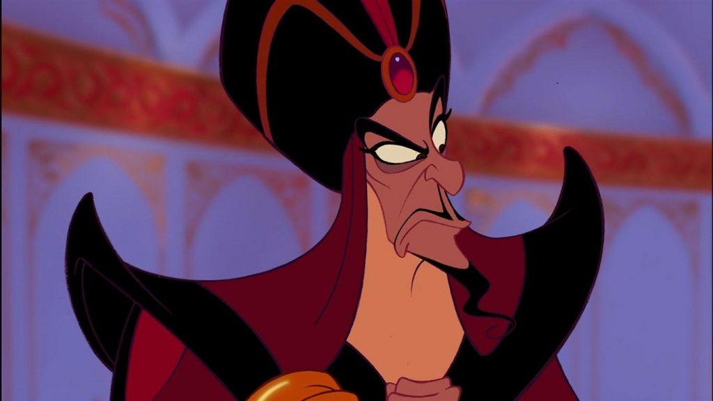 Villanos de Disney Jaffar