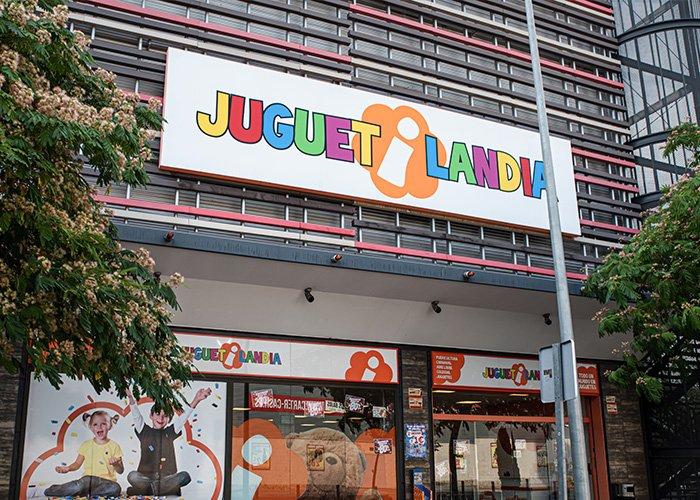 Tienda Juguetilandia Alcalá de Henares