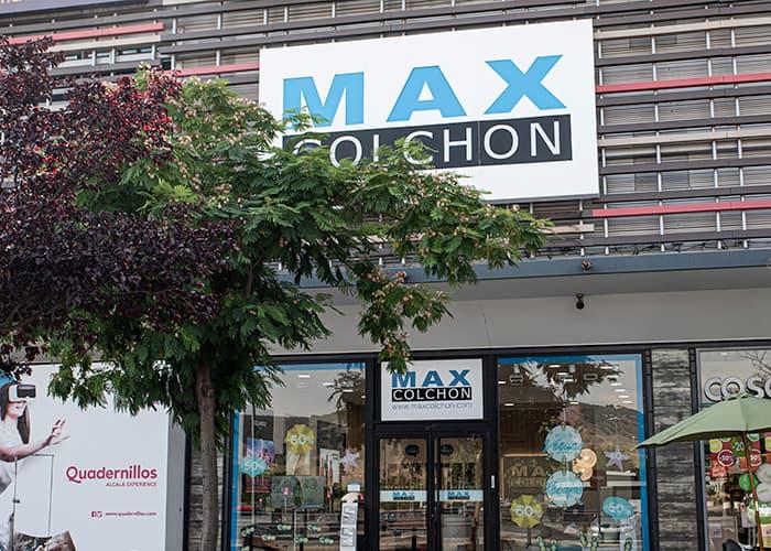 Tienda MaxColchon Alcalá de Henares