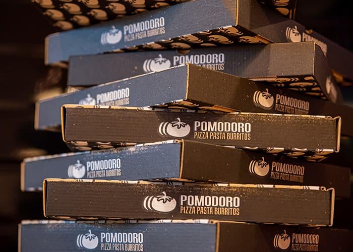 Pizzas Pomodoro Alcalá de Henares