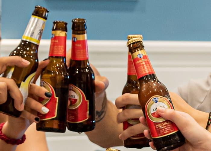 Cervezas de La Sureña Alcalá de Henares