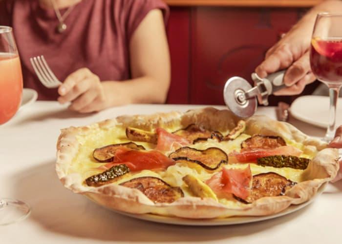 Pizza La Tagliatella Alcalá de Henares