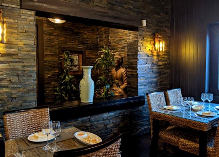 restaurante Thai Golden Alcalá de Henares