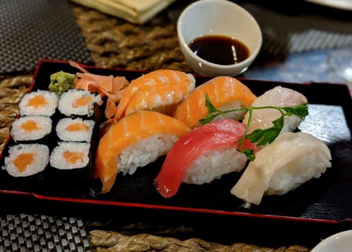 sushi Thai Golden Alcalá de Henares