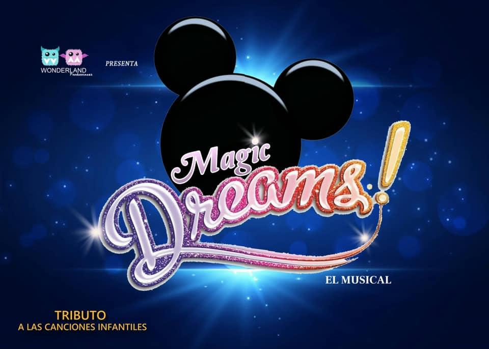 Espectáculo Magic Dreams Disney