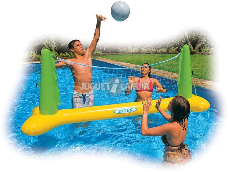 hinchable para niños volleyball