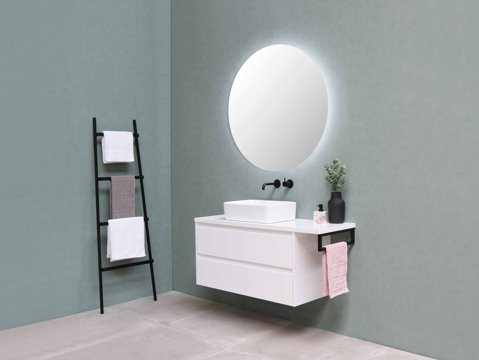 modernizar cuarto de baño sin obras