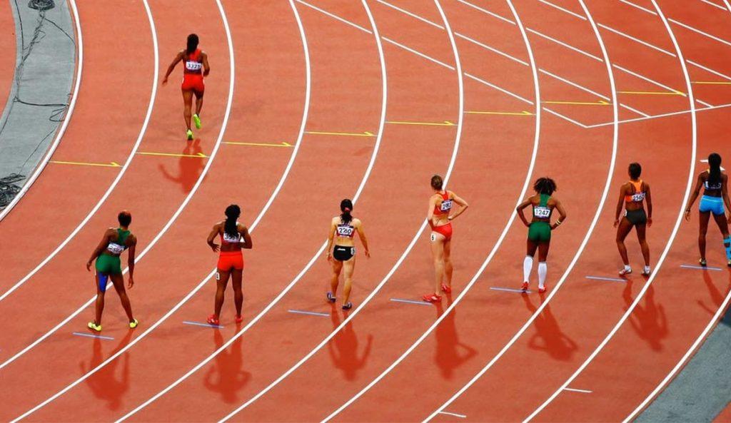 estrellas de los juegos olímpicos
